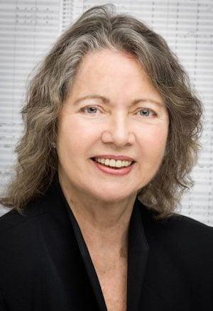 Ellen Taaffee Zwilich composer