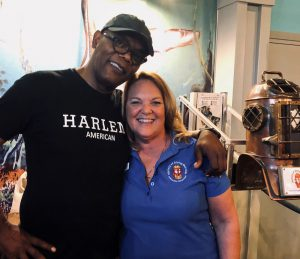 Samuel Jackson actor Islamorada History of Diving Museum