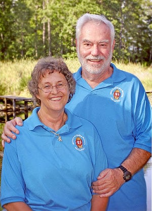 Dr. Joe and Dr. Sally Bauer Islamorada