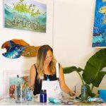 Islamorada Florida Keys artist Jessica Ann Cecil