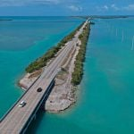 Florida Keys Overseas Highway aerial
