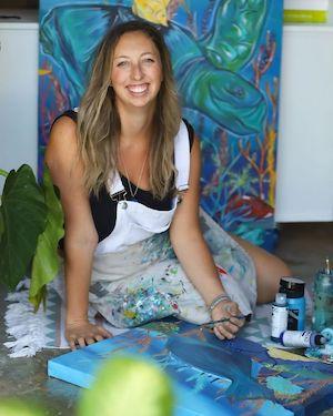 Jessica Ann Upper Keys artist