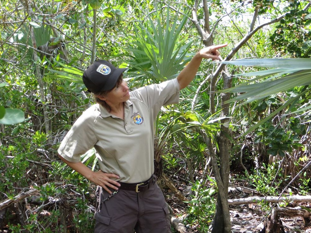 park ranger Florida Keys
