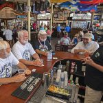 Hemingway Look-Alikes Key West Sloppy Joe's reopening