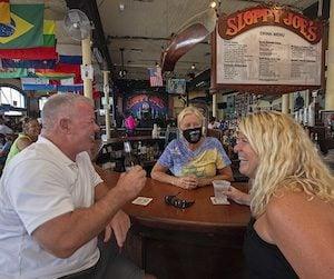 Sloppy Joe's reopening Key West