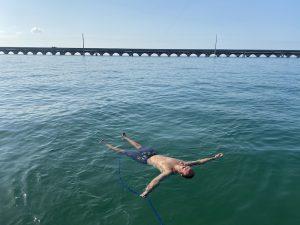 Kelly McKinnon Seven Mile Bridge Florida Keys