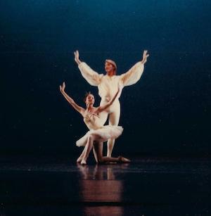 Misha McRAE ballet performance