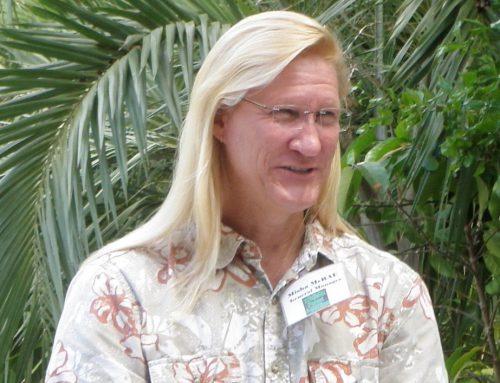 Misha McRAE: Steward of a Rare Botanical Garden