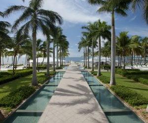 Casa Marina Resort water walk