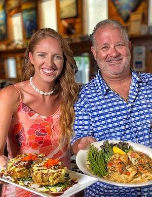 Florida Keys lionfish dishes