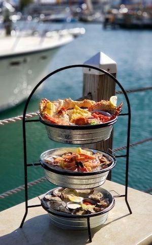 Alonzo's Oyster Bar Key West
