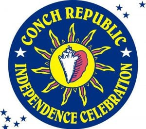 Florida Keys Conch Republic Logo