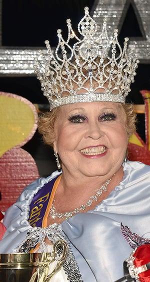 Fantasy Fest queen Key West