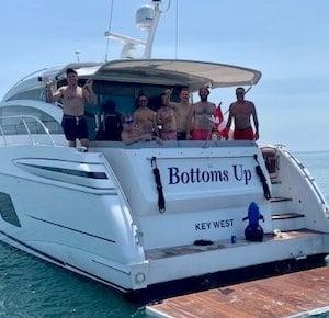 LGBTQ charter yacht Key West