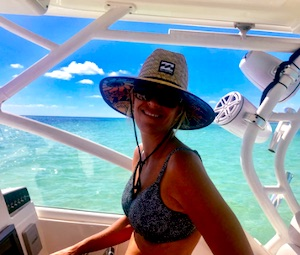 Charterboat captain Key West