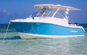 Island Vibe charter boat Key West