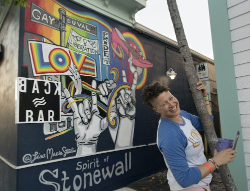 Key West Pride: Rainbow Flags, Reflections and Revelry