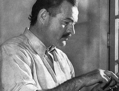 Dear Mr. Hemingway …