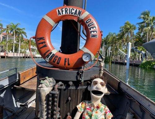 Join 'Puppet Influencer' Matty Meltzer on a Florida Keys Road Trip