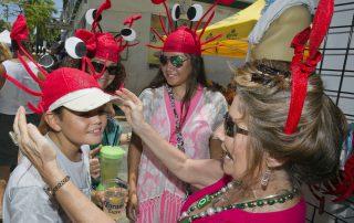 Key West lobster hats