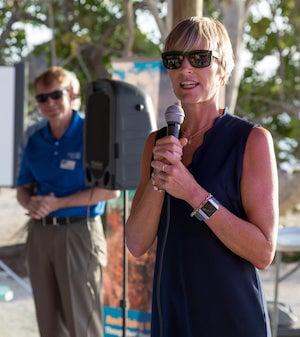 Sarah Fangman Florida Keys National Marine Sanctuary