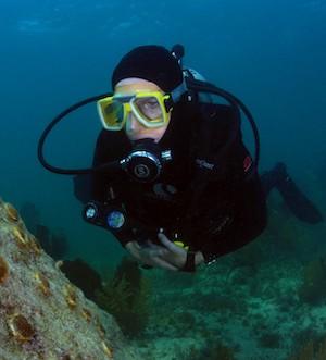 Diving in Florida Keys National Marine Sanctuary