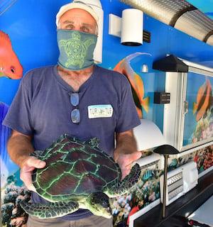 Lower Keys turtle activist