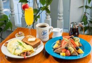 Key West restaurant Pepe's breakfast