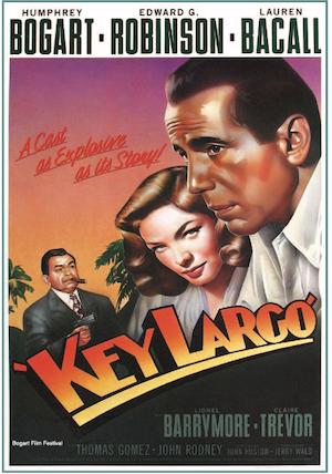 Key Largo film poster