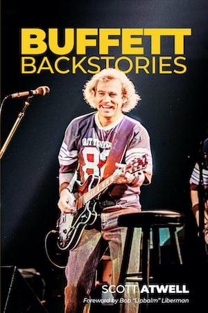 Buffett Backstories book cover