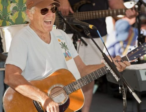New Book Celebrates 'Buffett Backstories' and Key West Connection