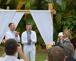 LGBT wedding Key West