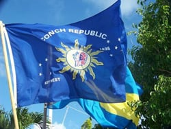 For more than 30 years, the flag of the Conch Republic has flown proudly in the Florida Keys.