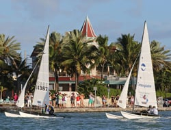 Hobie Cats Key West Southernmost House