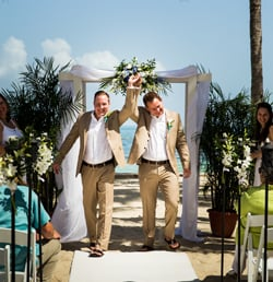 Key West LGBT wedding