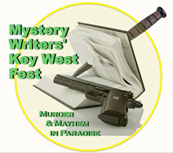 Mystery Writers Key West Fest logo