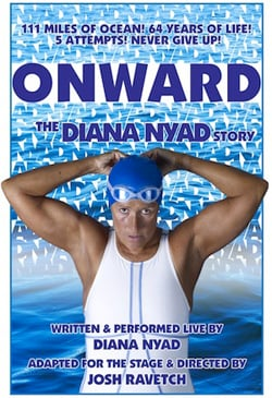 Diana Nyad's inspirational one-woman show runs Feb. 19-22 at The Studios of Key West.