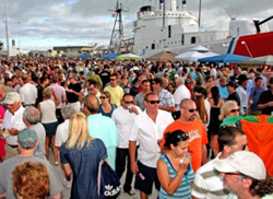 Taste of Key West presents the flavors of the island in an open-air waterfront setting.