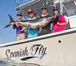 Swordfish catch off Florida Keys