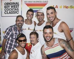 Key West Pride kickoff Jai Rodriguez