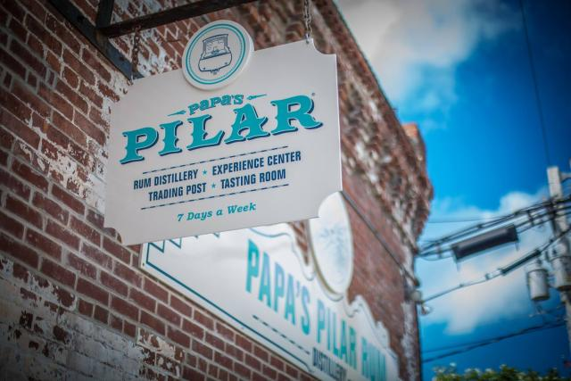 The new Key West-based Hemingway Rum Co., is the maker of Papa's Pilar premium sipping rums.