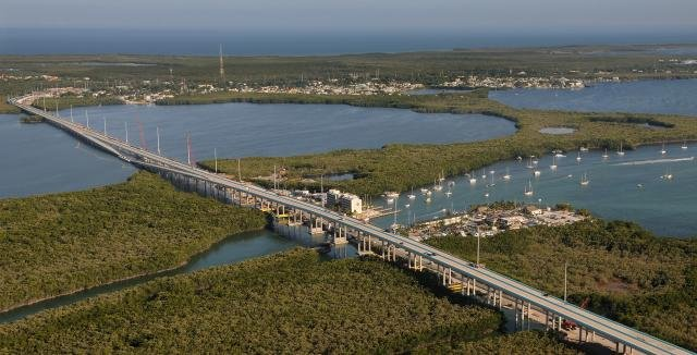 Florida Keys Temporarily Closed to Visitors; Infrastructure Repairs Continue