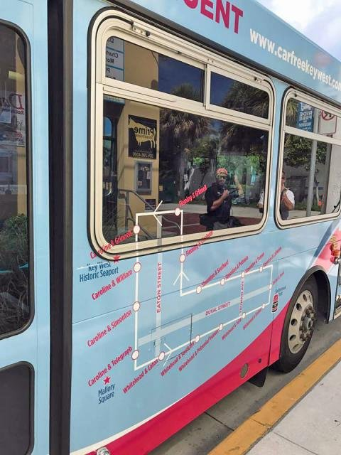 A new complimentary hop-on, hop-off Duval Loop bus service makes it easy to travel around the island's Historic Seaport and downtown Duval Street districts without a car.