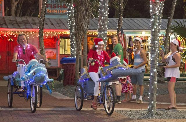 Spirited Holiday Events Entertain Visitors in the Florida Keys & Key West