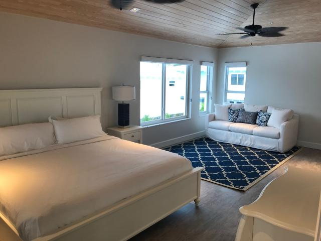 In Key Largo Dolphin Point Villas, at mile marker 102 bayside, has opened and includes six stand-alone villa homes.