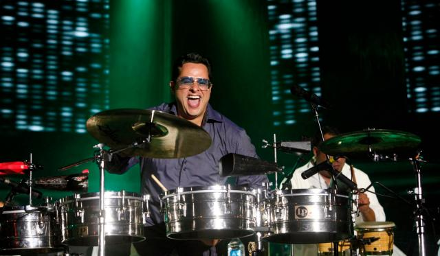 Latin sensation Tito Puente Jr. is to headline the weekend's entertainment.