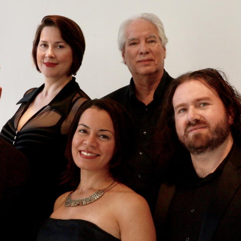 Impromptu Classical Concerts of Key West brings the a cappella sound of internationally recognized vocal sextet Western Wind, Feb. 11.