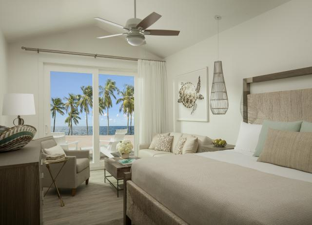 Fancy a stay at the chic Bungalows Key Largo? Photo credit: Bungalows Key Largo