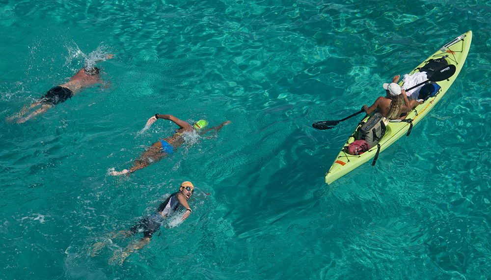 Islamorada's Swim for Alligator Lighthouse Returns Sept. 15