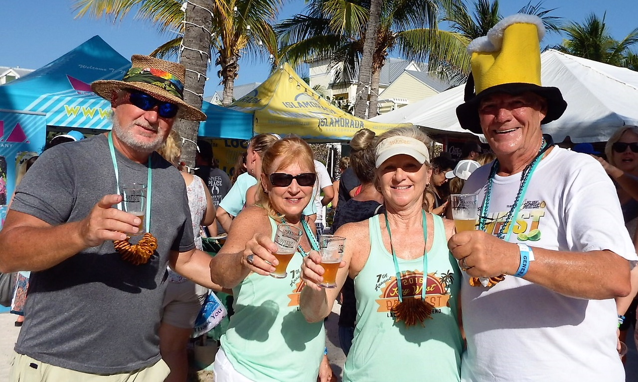 Key West BrewFest 'On Tap' for Labor Day Weekend